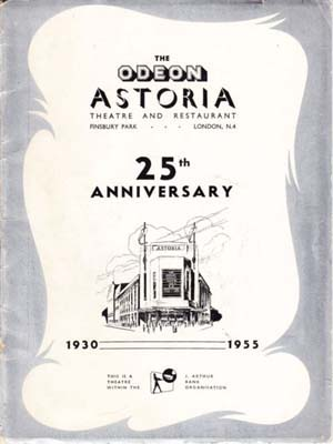 25th Anniversary Programme