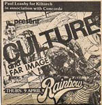 Culture press advert