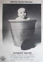 Barclay James Harvest Press Advert