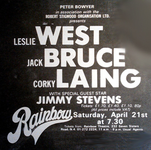 WestBruce & Laing advert
