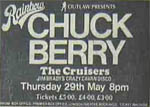 Chuck Berry press advert