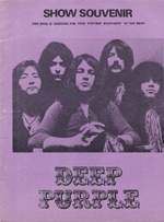 Deep Purple programme