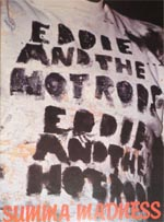 Eddie & The Hot Rods programme