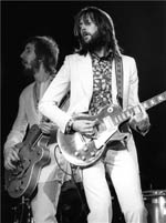 Pete Townsend & Eric Clapton