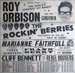 Roy Orbison flyer