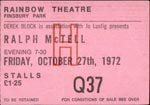 Ralph McTell ticket