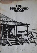 The Sun Sound Show programme