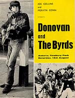 Donovan and The Byrds Programme