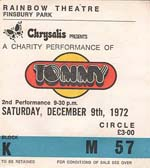 Tommy Ticket