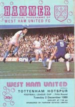 Copy of Match day programme