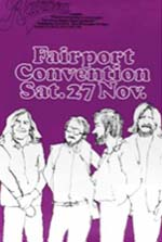 Fairport Convention Poster