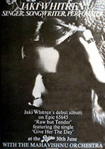 Jaki Whitren advert