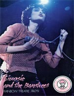 Siouxsie & The Banshees programme
