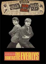 Everly Bros. Cilla Black Billy J Kramer flyer & Programme